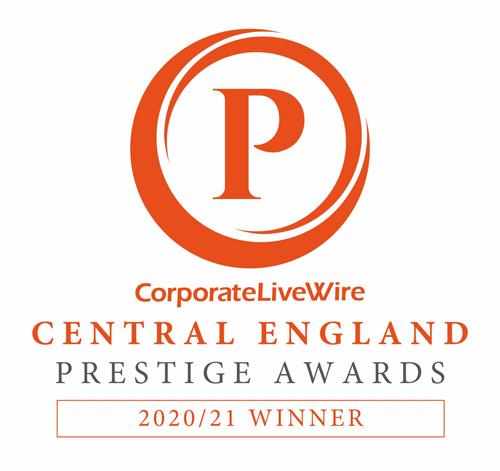 Winner - Corporate Live Wire award 2020/21